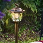 Solární sloupkové osvětlení Tivoli