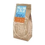 Yellow and Blue Čistící písek z prášku z mýdlových ořechů 1kg