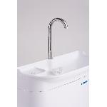 Úsporný WC splachovač s umývadlom AQUAdue GrandesYs a adaptér