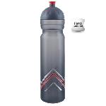 Zdravá fľaša Bike Hory červená 1000 ml