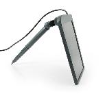 Solárna LED reťaz s USB Solarcentre Lumify LW 100 100 LED 10M studená biela