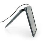 Solárna LED reťaz s USB Solarcentre Lumify LW300 300 LED 30M studená biela