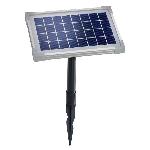 Solárny kryštalický panel 3,5W