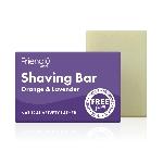 Friendly Soap přírodní mýdlo na holení pomeranč a levandule