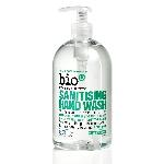 Bio D Tekuté mýdlo na ruce s vůni rozmarýny a tymiánu s pumpičkou 500ml