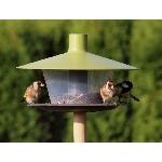 Vtáčie krmítko Finch zelené