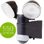 Solární senzorové LED osvětlení SolarCentre Shield Twin PIR SS9941