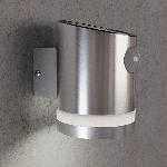 Solární lampa na stěnu s pohybovým senzorem SolarCentre Truro Motion SS9931