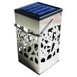 Solární lampa POWERplus Ferret multifunkční 3v1