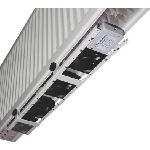 Termík ventilátor pod plechový radiátor 4 ventilátory