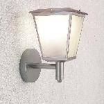 Solárna nástenná lampa Solarcentre Windsor SS9890