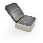 Solárne nástenné svietidlo SolarCentre Kodiak SS9901