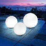 Solární koule Esotec Mega Ball 106024 30cm