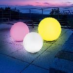Solárna guľa Esotec Mega Ball 106024 30cm