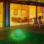 Solární koule Esotec Mega Ball 106025 40cm