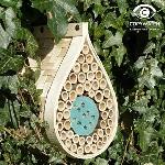 Včielky samotárky domček Slza