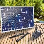 Solárna sada s čerpadlom Esotec Waterfall 101018 25W 1600 l za h