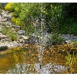 Solární fontána Esotec Milano 101720 630l za h
