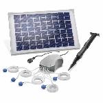 Solárny prevzdušňovač pre jazierka Esotec Power Five 101887