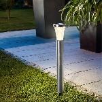 Solárne stĺpikové osvetlenie Esotec Towerlight 102603 teplá biela