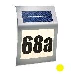 Solární osvětlení čísla domu Esotec Style 102030 teplá bílá