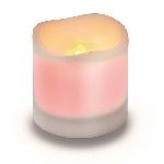 Solární LED dekorační svíčka Esotec Candle Light 102079
