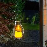 Solární LED dekorační svíčka Esotec Deko Dream 102081