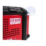 Solárne rádio Midland ER300 s dynamom a LED baterkou