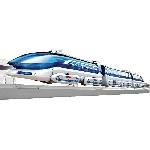 Magnetický vláčik POWERplus Magnetic Train