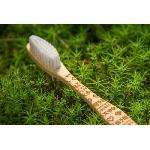 Mobake Motivační bambusový kartáček Tvoje myšlienky extra soft