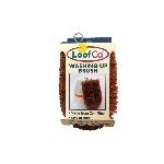 Prírodný kartáč na riad Loofco