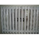 Úchyty pro Termík na litinový radiátor 1 pár