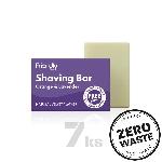 Friendly Soap prírodné mydlo na holenie pomaranč a levanduľa 7ks zero waste balenie