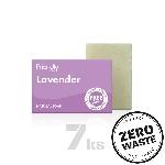 Friendly Soap prírodné mydlo levanduľa 7ks zero waste balení