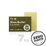 Friendly Soap přírodní mýdlo na čištění obličeje s bambuckým máslem 7ks zero waste balení