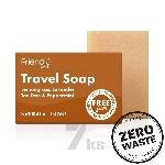 Friendly Soap přírodní mýdlo na tělo i vlasy na cestování 7ks zero waste balení