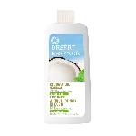 Desert Essence Ústní voda s kokosovým olejem 480 ml