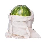 Casa Organica Plátěná nákupní taška lehká z biobavlny