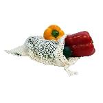 Casa Organica Síťový sáček z biobavlny na ovoce a zeleninu malý