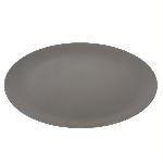 Pandoo Bambusový tanier 25 cm sada 6 ks čierny