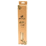 Pandoo Bambusové grilovací jehly na špíz široké 30 ks