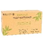 Pandoo Jednorazové bambusové vreckovky 3 vrstvové balenie 100 ks