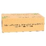 Pandoo Jednorázové bambusové kapesníky 3 vrstvé balení 100 ks