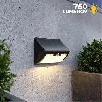 SolarCentre Solární osvětlení s pohybovým senzorem Eco Wedge Plus