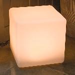 SolarCentre Solárna dekoračná lampa ShapeLights Kocka