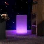 SolarCentre Solárna dekoračná lampa ShapeLights Cylinder