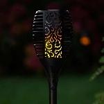 POWERplus Zahradní solární lampa Dragon zapichovací