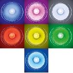 Esotec Solární bodové osvětlení Spotlight 102134 multibarevné