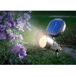 Esotec Solární bodové osvětlení Spotlight 102136 teplá bílá