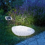 Esotec Solárny dekoračný kameň Leuchstein 106066
